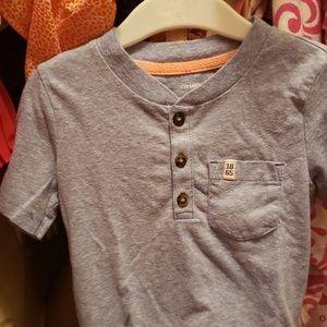 👕🤸♂️❤Carter's 3T pocket T-shirt